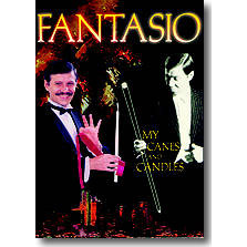My Canes & Candles book Fantasio