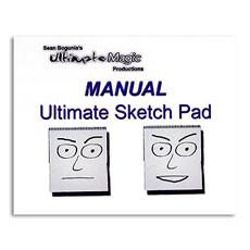 Manual Ultimate Sketch Pad by Sean Bogunia