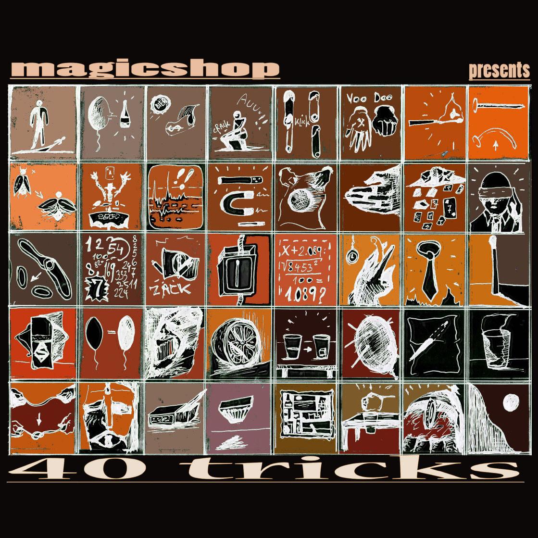 40 Phantastische Zaubertricks