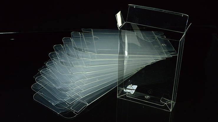 Carat DS1 Deck Sleeves (10 Pack) - Kartenbox