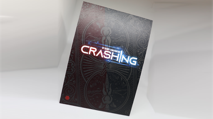 CRASHING BLUE by Robby Constantine