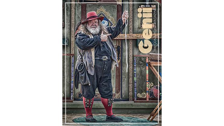 Genii Magazine April 2020 - Book