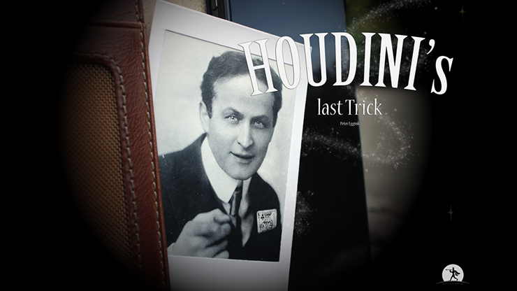 Houdinis Last Trick (Gimmicks and Online Instructions) by Peter Eggink