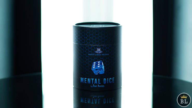 MENTAL DICE (With Online Instruction) by Tony Anverdi