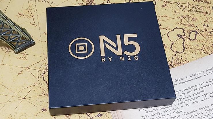 N5 Coin Set by N2G