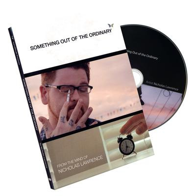 Something Out of the Ordinary by Nicholas Lawrence and SansMinds