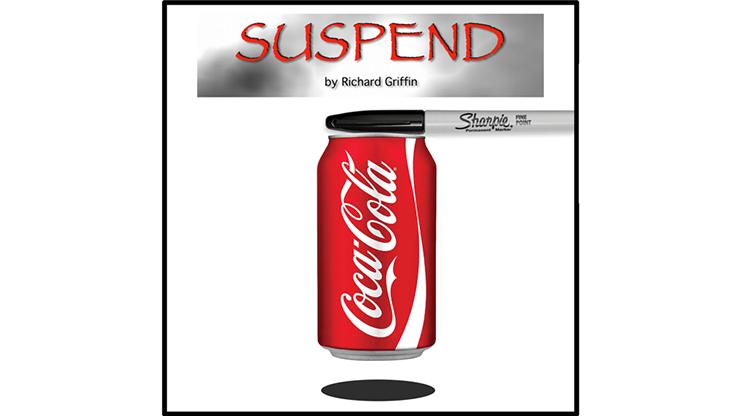 SUSPEND by Richard Griffi