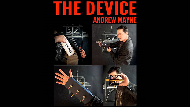 THE DEVICE by Andrew Mayne