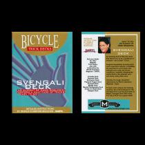 Svengali Deck - Bicycle rot oder blau