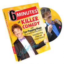 6 Minutes of Killer Comedy - DVD