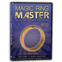 Magic Ring Master With Teaching DVD