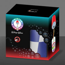 Magnetic Airborne (Red Bull) by Twister Magic