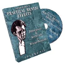 Annemann's Practical Mental Effects Vol. 6 by Richard Osterlind