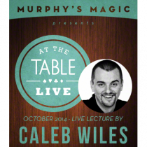 At the Table Live Lecture - Caleb Wiles 10/15/2014 - video DOWNLOAD