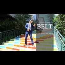 BELT (White) by Jordan Gomez