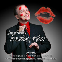 Traveling Kiss by Boris Wild
