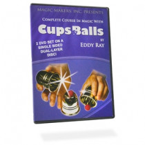 The Complete Course in Cups and Balls - Cups & Balls