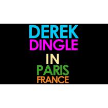 Derek Dingle in Paris, France by Mayette Magie Moderne