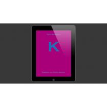 K by Tony Binarelli Published by La Porta Magica eBook DOWNLOAD