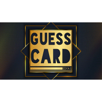 Guess Card by Esya G video DOWNLOAD