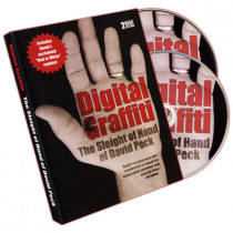 Digital Graffiti (2 DVD Set) by David Peck - DVD