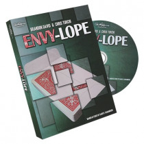 Paul Harris Presents Envylope by Brandon David