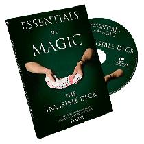 Essentials in Magic Invisible Deck
