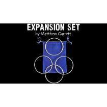 Expansion Set (Gimmick and Online Instructions) by Matthew Garrett