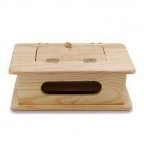 Flip Over Box - Wood