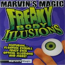 Freaky Body Parts Eyeball! by Marvin's Magic