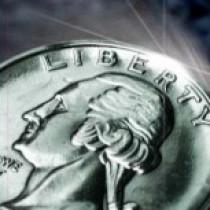 Super Coin (Half Dollar) by John Kennedy w/ DVD
