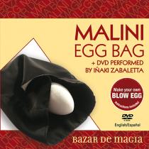 Malini Egg Bag Pro (Bag and DVD)