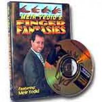Finger Fantasies - Meir Yedid (DVD)