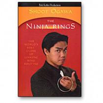 The Ninja Rings DVD with Shoot Ogawa