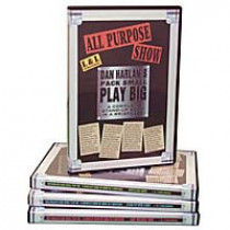 Pack Small Play Big - All Purpose Show (DVD)