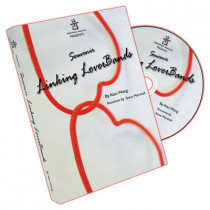 Souvenir Linking Loverbands (20 link, 10 single, DVD) by Alan Wong
