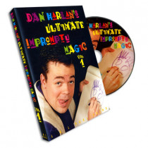 Ultimate Impromptu Magic Vol 1 by Dan Harlan (DVD)