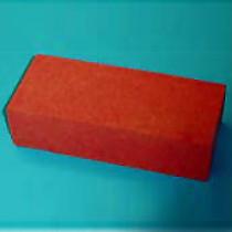 FOAMBRICK - Ziegelstein Schaumstoff