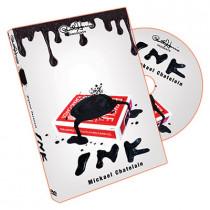 Ink (Gimmick und DVD) von Mickael Chatelain und Paul Harris