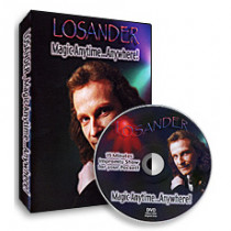 Magic Anytime...Anywhere by Losander (DVD)