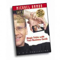 Easy to Master Business Card Miracles with Michael Ammar (DVD)