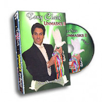 Unmasks #2  by Tony Clark (DVD)