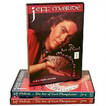 Art of Card Manipulation Volumes by Jeff McBride Vol 1 (DVD)