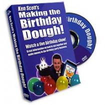 Making the Birthday Dough! by Ken Scott (DVD)