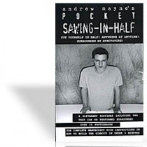 Pocket Sawing in Half by Andrew Mayne