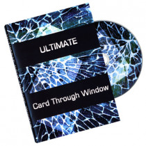 Ultimate Card Through Window  - Eric James (DVD)