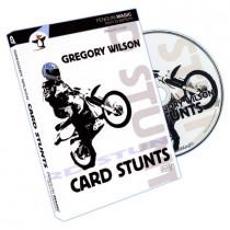 Card Stunts - Gregory Wilson