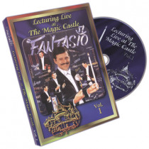 Fantasio Lecturing Live At The Magic Castle Vol. 1 (DVD)