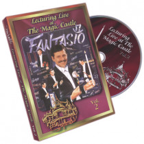 Fantasio Lecturing Live At The Magic Castle Vol. 2 (DVD)