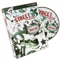 Street Cups DVD and book by Gazzo